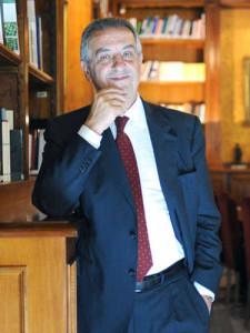 Lorenzo Ornaghi Ministro per i Benie Attività Culturali