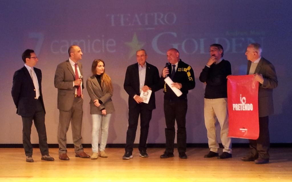 Teatro Golden Nazio Grasso Mannino Sassoli