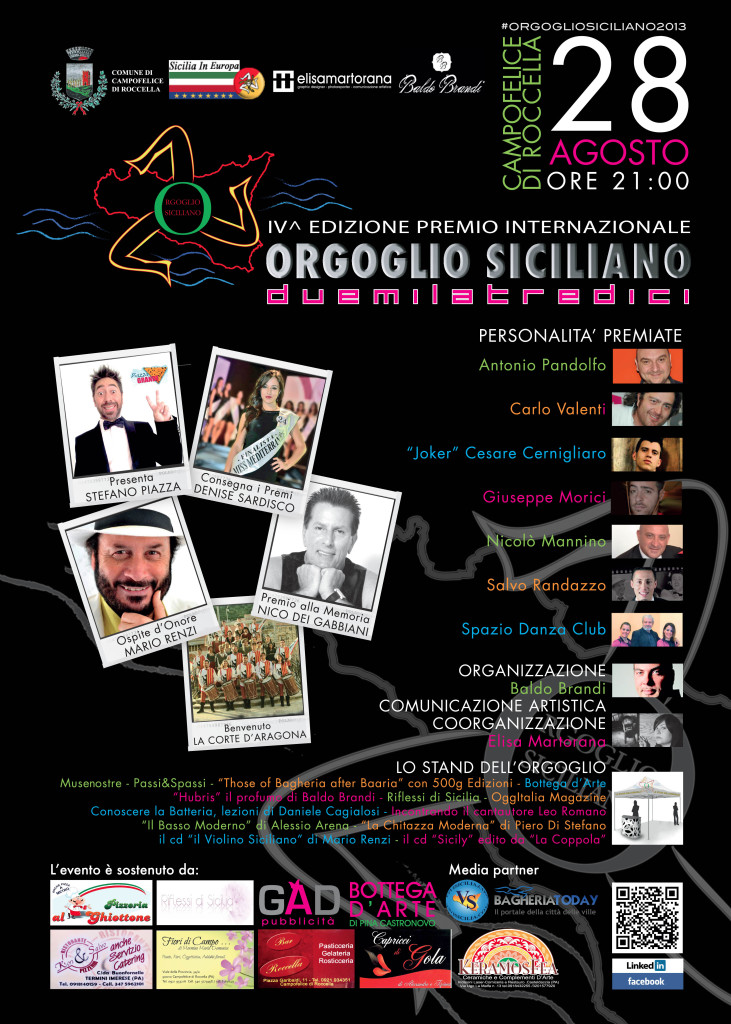 STAMPA OK LOCANDINA ORGOGLIO SICILIANO 2013