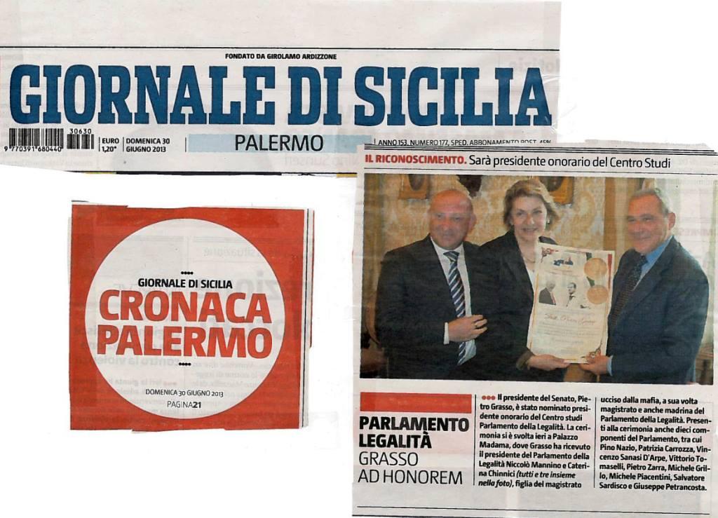 Pietro Grasso - Pres Onorario